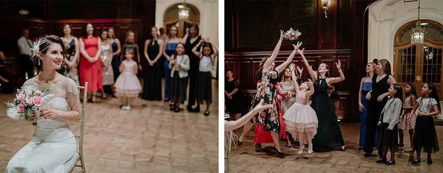 Ślub w stylu Wielkiego Gatsby - Wesele Pałac Goetz 82