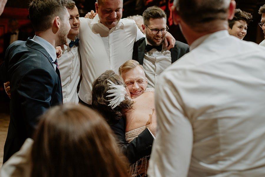 Ślub w stylu Wielkiego Gatsby - Wesele Pałac Goetz 84