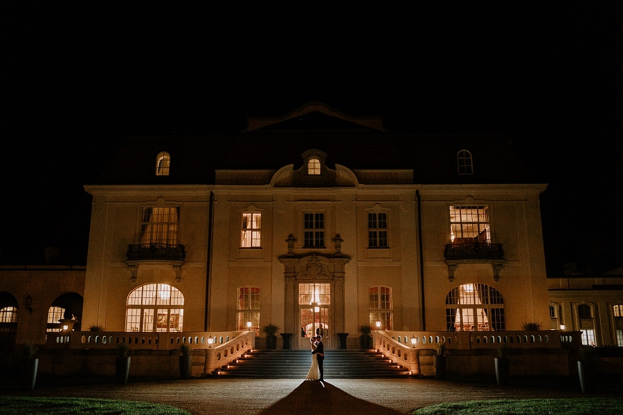 Ślub w stylu Wielkiego Gatsby - Wesele Pałac Goetz 86