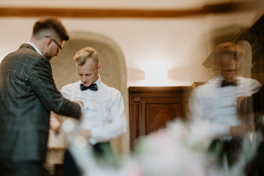 Ślub w stylu Wielkiego Gatsby - Wesele Pałac Goetz 7