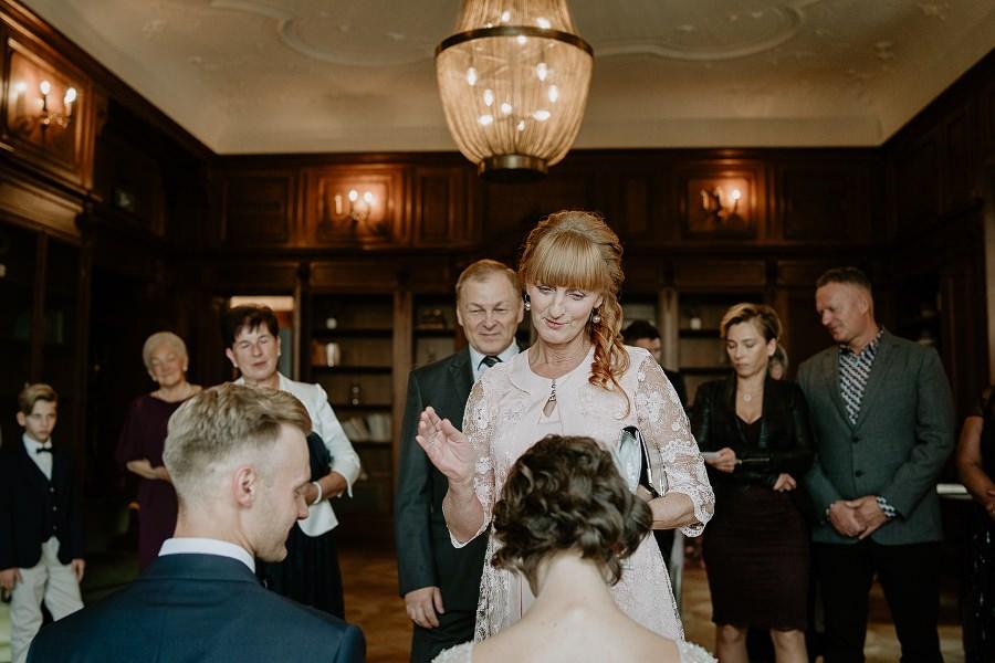 Ślub w stylu Wielkiego Gatsby - Wesele Pałac Goetz 18