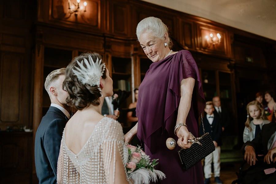 Ślub w stylu Wielkiego Gatsby - Wesele Pałac Goetz 19