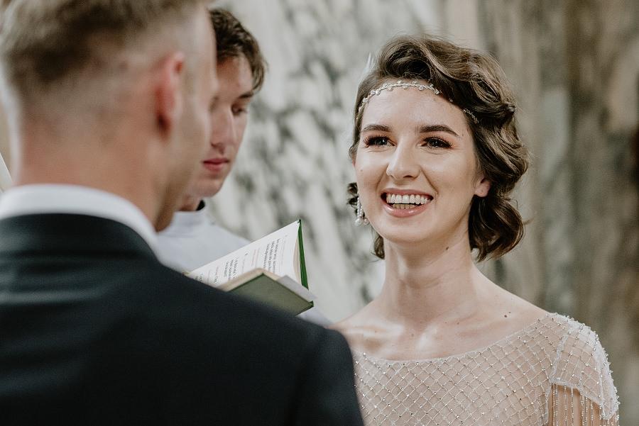 Ślub w stylu Wielkiego Gatsby - Wesele Pałac Goetz 30