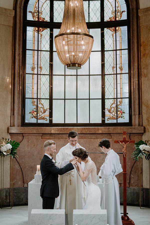 Ślub w stylu Wielkiego Gatsby - Wesele Pałac Goetz 32
