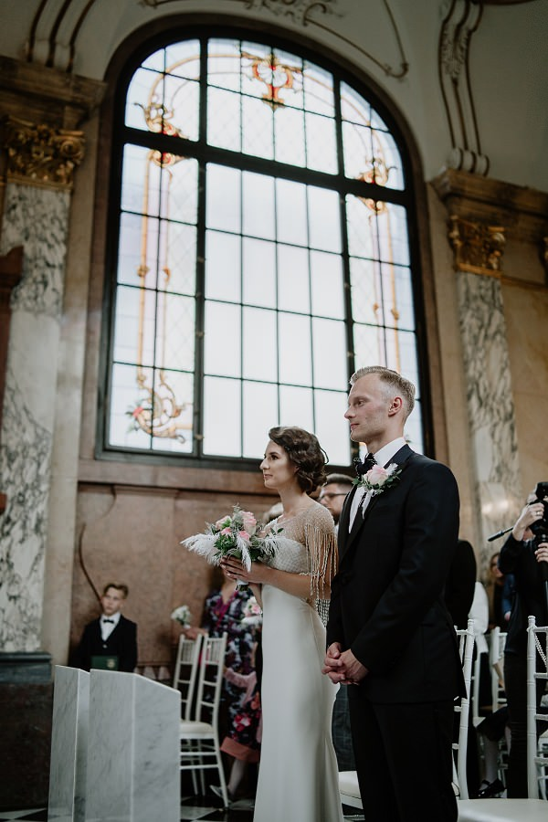 Ślub w stylu Wielkiego Gatsby - Wesele Pałac Goetz 34