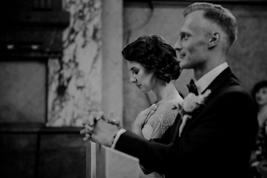 Ślub w stylu Wielkiego Gatsby - Wesele Pałac Goetz 40