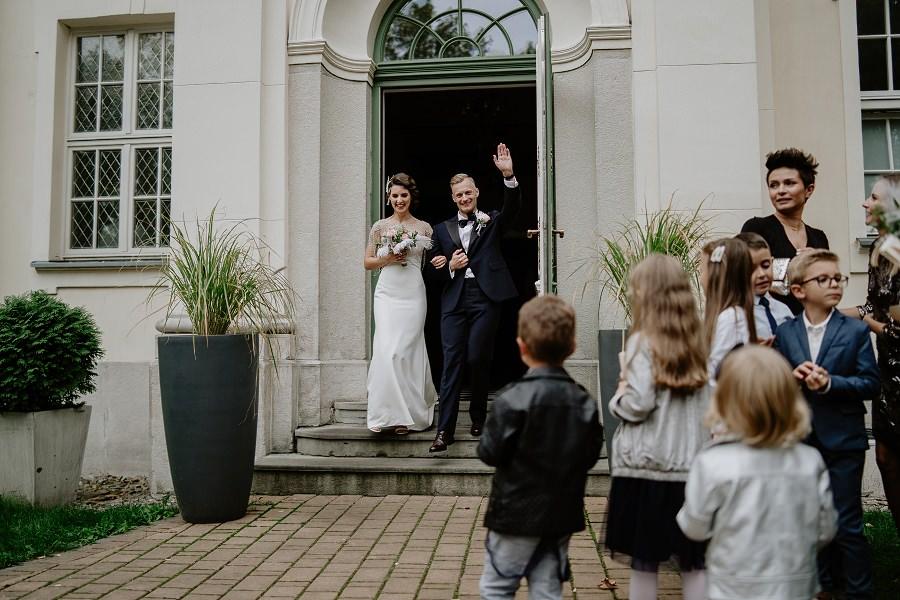Ślub w stylu Wielkiego Gatsby - Wesele Pałac Goetz 42