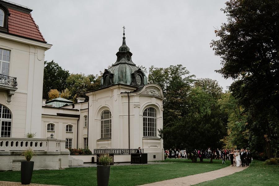 Ślub w stylu Wielkiego Gatsby - Wesele Pałac Goetz 44