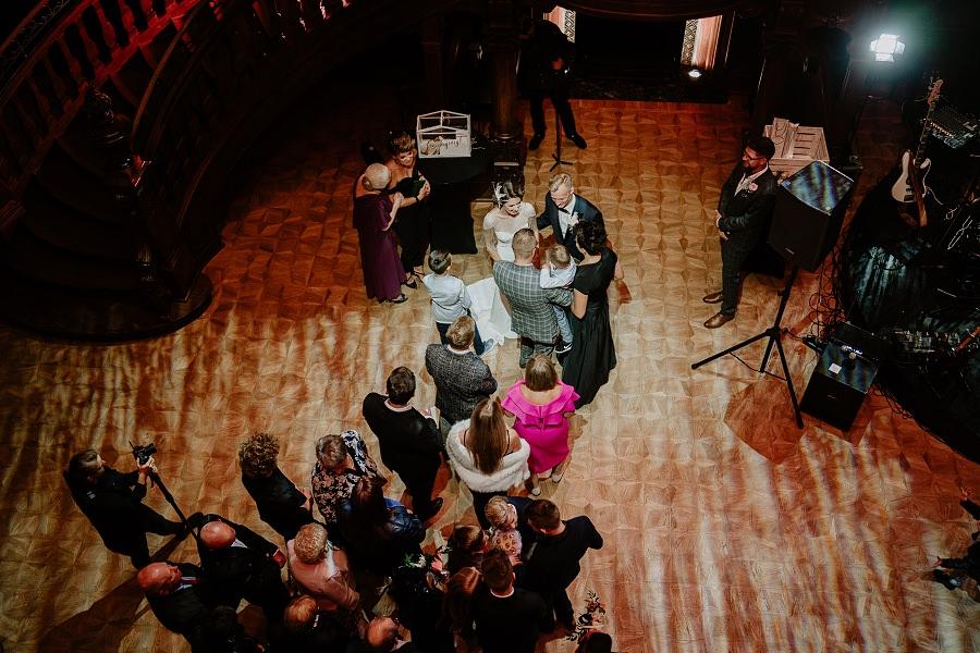 Ślub w stylu Wielkiego Gatsby - Wesele Pałac Goetz 50