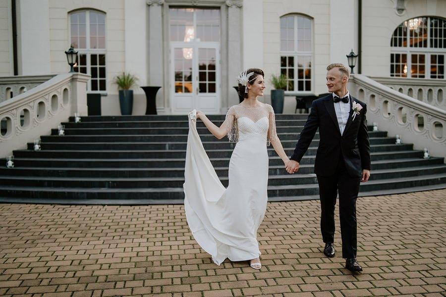 Ślub w stylu Wielkiego Gatsby - Wesele Pałac Goetz 56