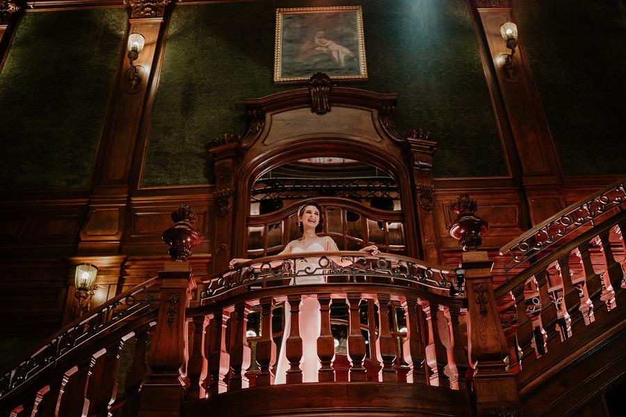 Ślub w stylu Wielkiego Gatsby - Wesele Pałac Goetz 61