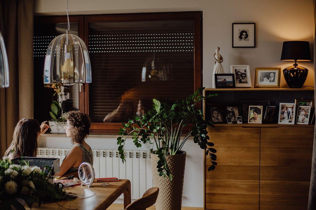 Martyna i Mirek - fotografia ślubna - Hotel Uroczysko - Kielce 4