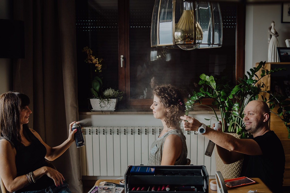 Martyna i Mirek - fotografia ślubna - Hotel Uroczysko - Kielce 10
