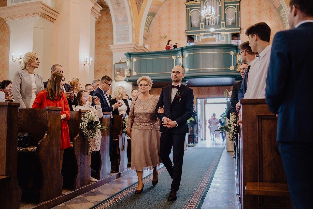 Martyna i Mirek - fotografia ślubna - Hotel Uroczysko - Kielce 38