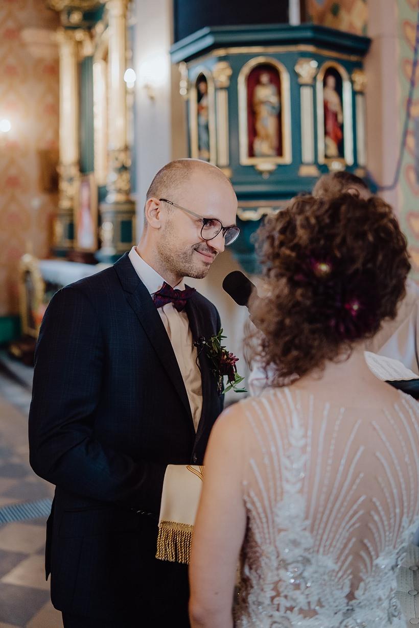 Martyna i Mirek - fotografia ślubna - Hotel Uroczysko - Kielce 45