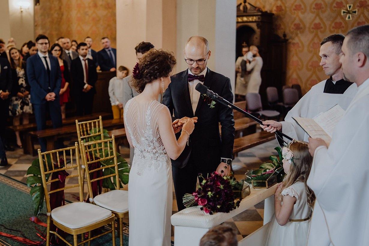 Martyna i Mirek - fotografia ślubna - Hotel Uroczysko - Kielce 49