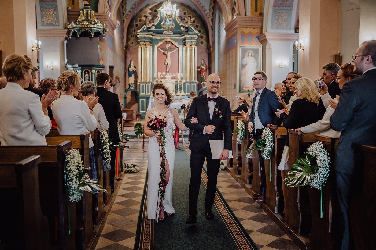 Martyna i Mirek - fotografia ślubna - Hotel Uroczysko - Kielce 57