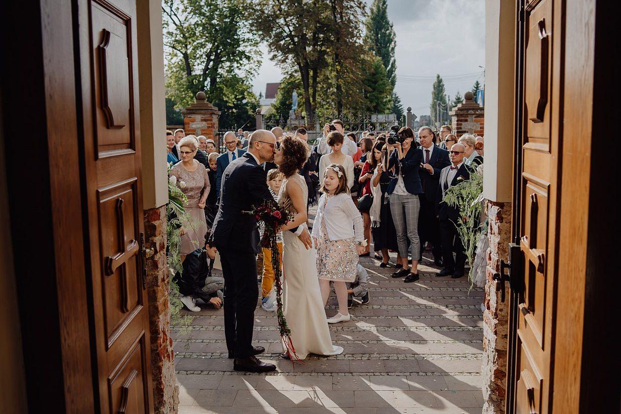 Martyna i Mirek - fotografia ślubna - Hotel Uroczysko - Kielce 60