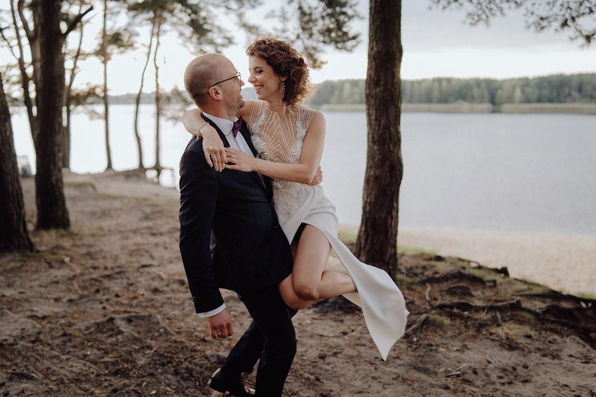 Martyna i Mirek - fotografia ślubna - Hotel Uroczysko - Kielce 68