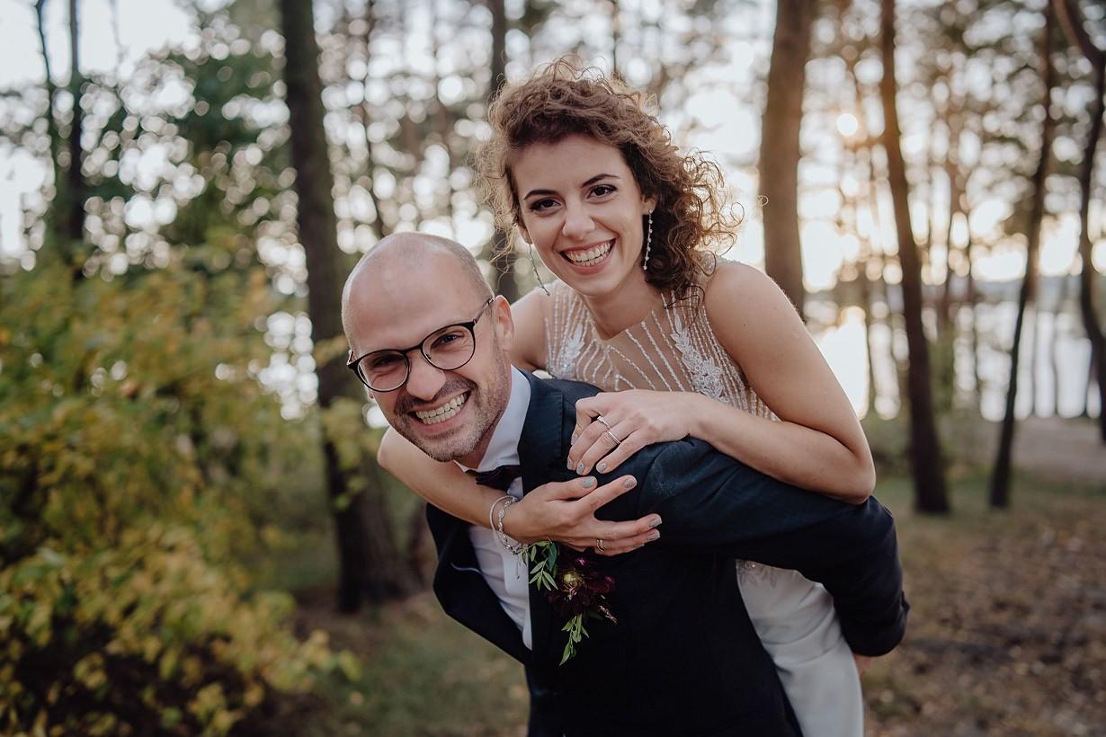 Martyna i Mirek - fotografia ślubna - Hotel Uroczysko - Kielce 70