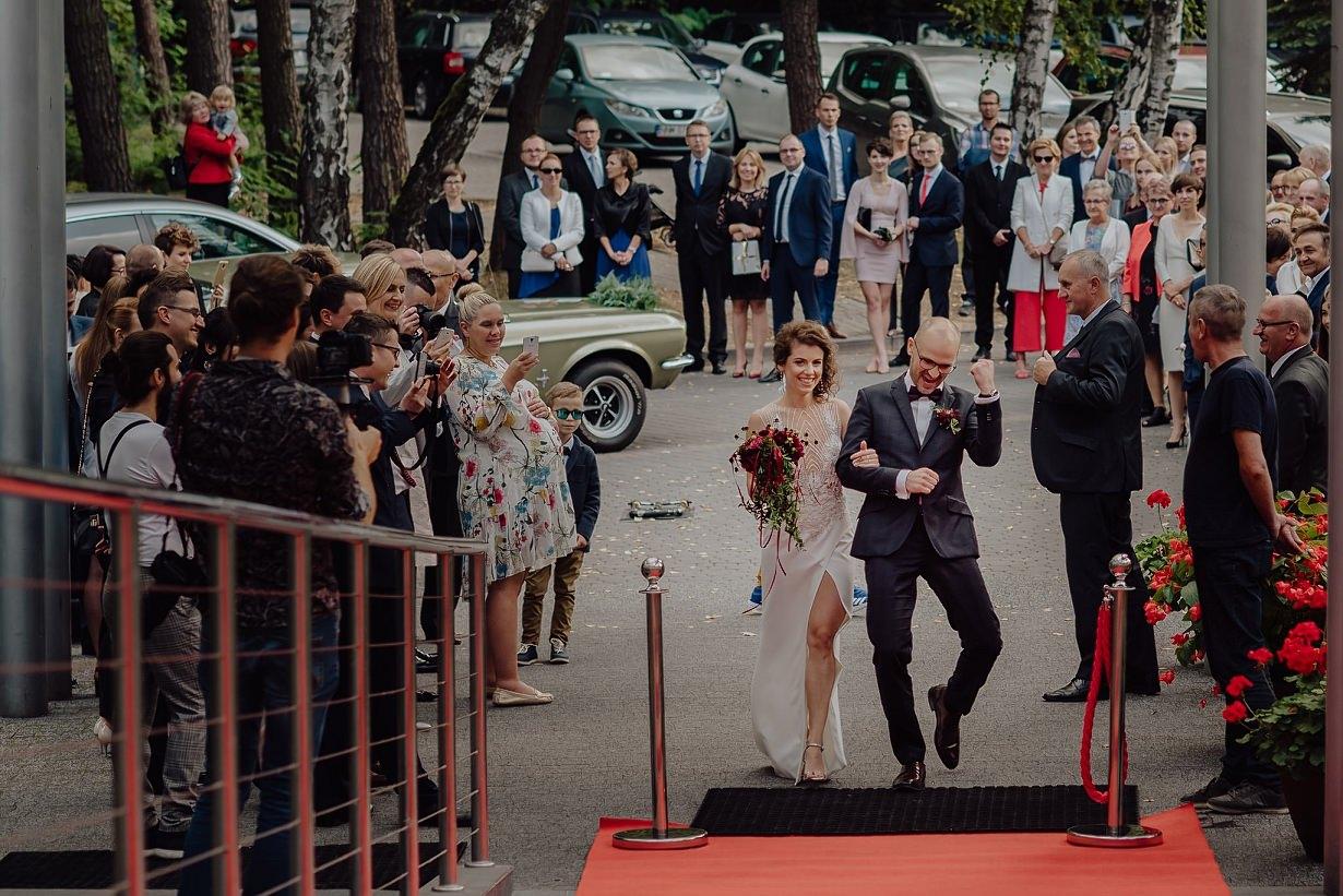 Martyna i Mirek - fotografia ślubna - Hotel Uroczysko - Kielce 79