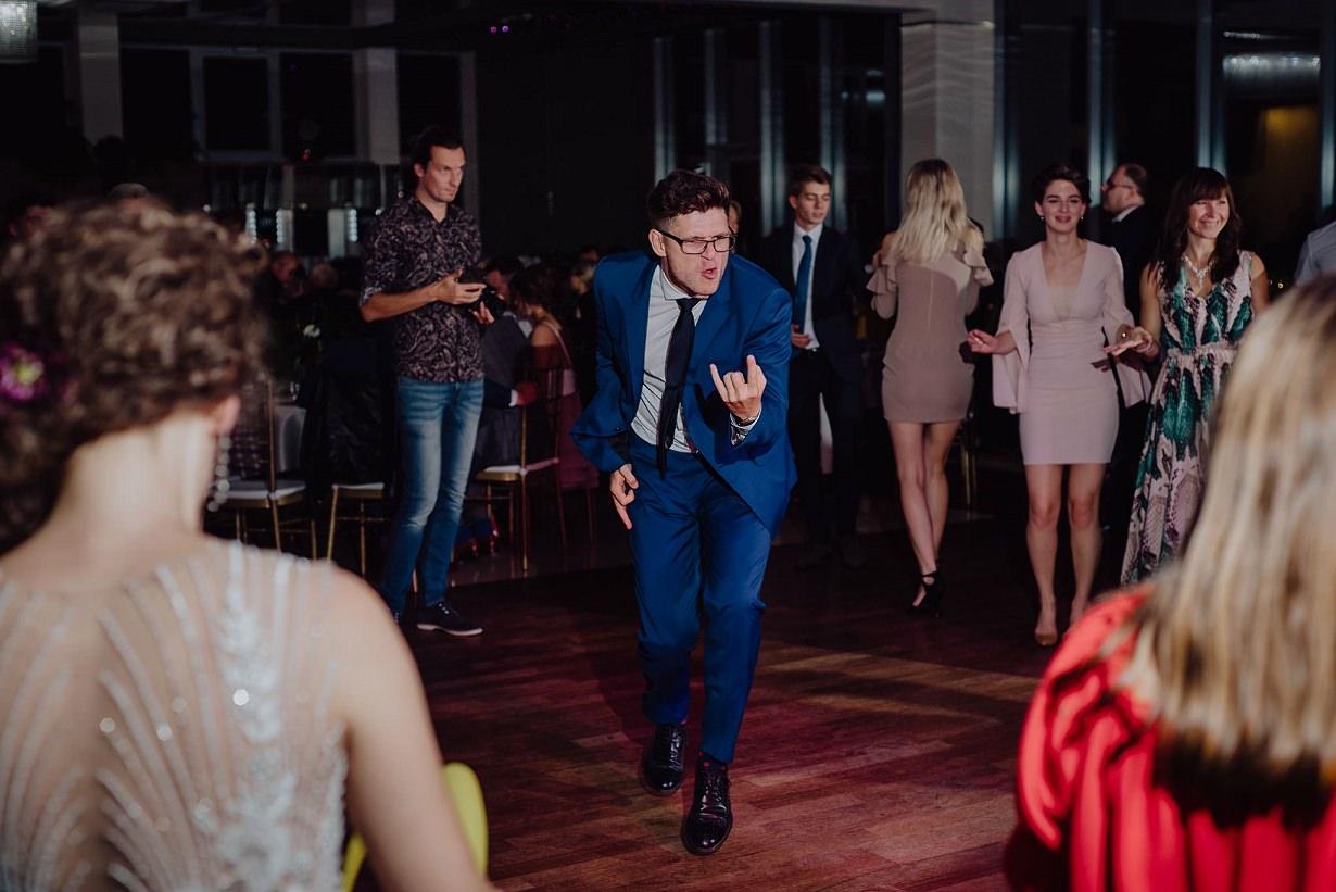 Martyna i Mirek - fotografia ślubna - Hotel Uroczysko - Kielce 111